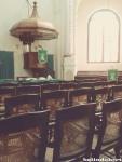 Suasana di dalam Gereja Blenduk