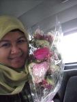 aku dan bunga dari PSM UGM